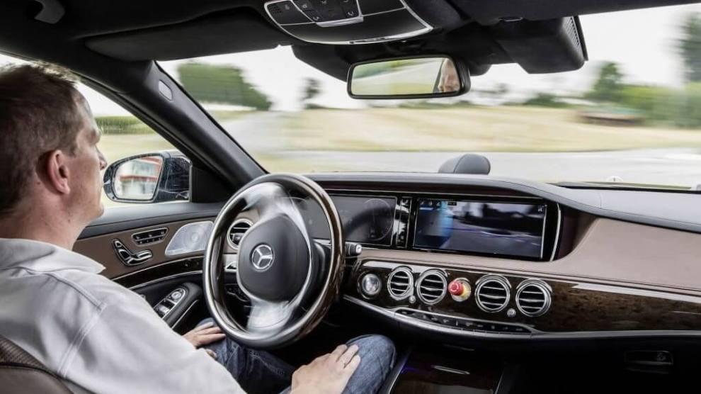 Conheça o S500 Intelligent Drive, protótipo de carro autônomo da Mercedes Benz 4