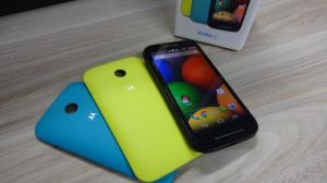 Hands-on: Motorola Moto E 15