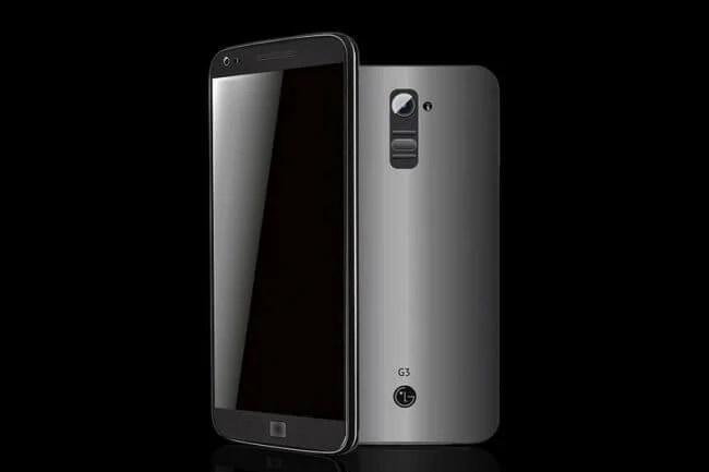 LG G3 já tem data de lançamento anunciada para maio