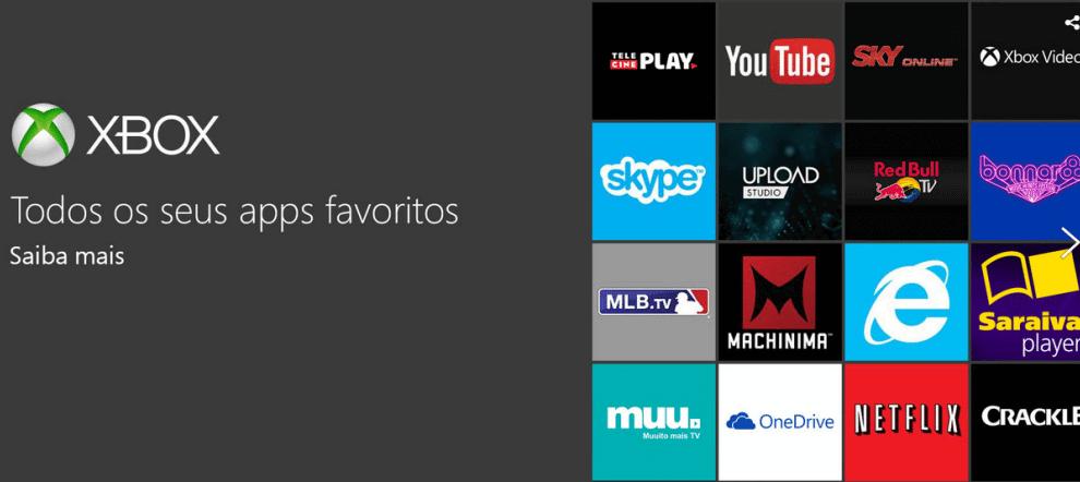 Xbox Live libera aplicativos e Smartglass para usuários que não possuem assinatura Gold 8