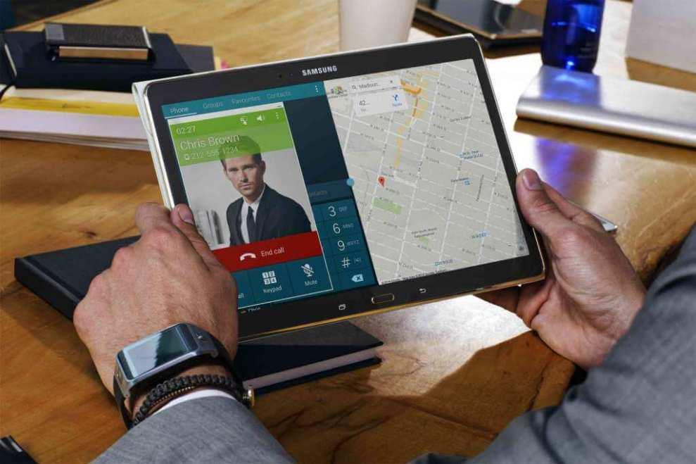 Galaxy Tab S: Samsung tenta incomodar a Apple 3