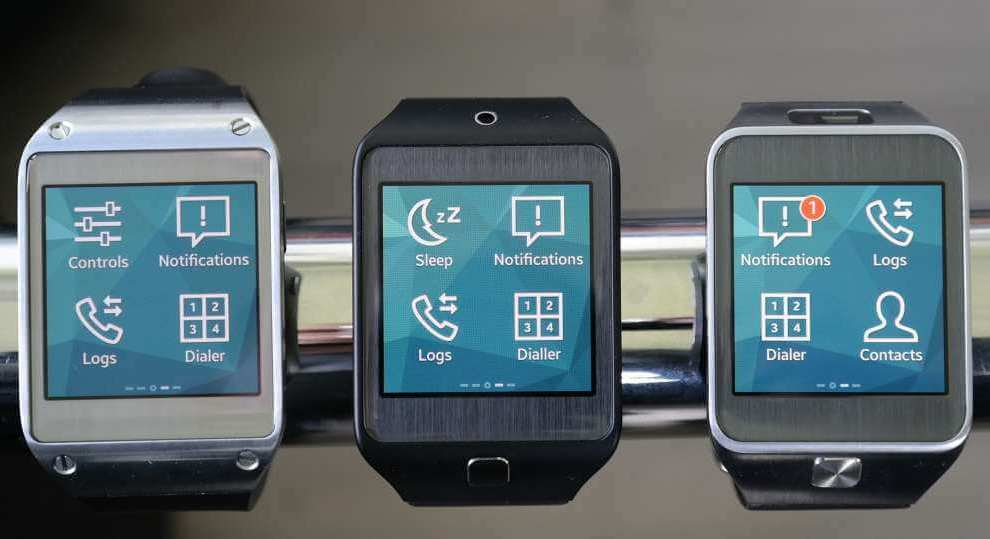 Samsung Galaxy Gear Tizen OS tutorial