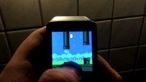Flopsy Droid - Primeiro jogo para o Android Wear é um clone do Flappy Bird