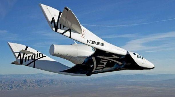 Virgin Galatic - Reino Unido planeja porto espacial para 2018