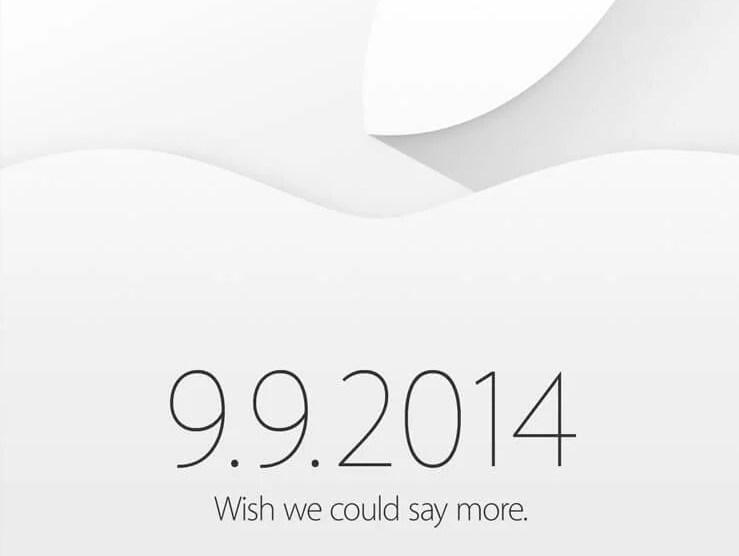 Convite iPhone 6