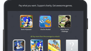 Humble Bundle Sega Monile
