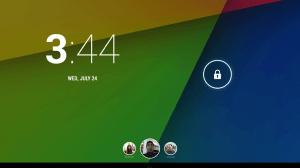 Android L deverá incluir suporte a múltiplos usuários em telefones 16