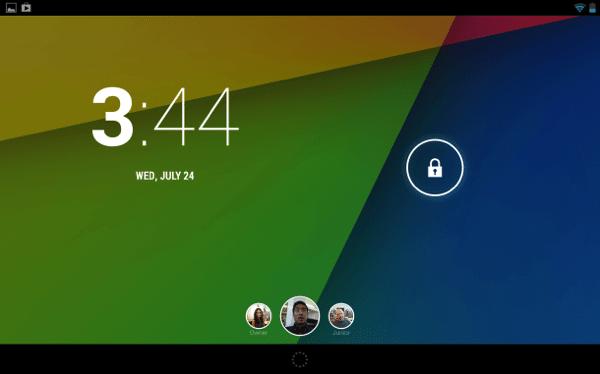 Android L deverá incluir suporte a múltiplos usuários em telefones 8