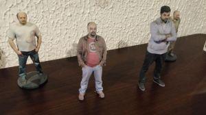 Avatoys lança serviço de impressão 3D para criação de miniaturas de pessoas 5