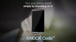 Vídeo Patrocinado: LG Knock Code 7