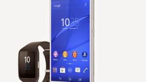 Sony apresenta Xperia Z3, SmartBand Talk e SmartWatch 3 na IFA 18