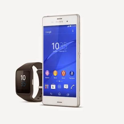 15 Xperia Z3 SmartWatch 3 - Saiba os detalhes do Sony Xperia Z3 e Z3 Compact
