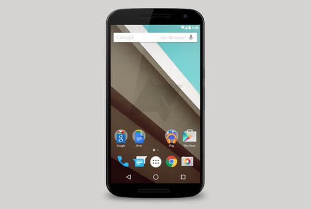 Novas imagens e especificações vazam sobre o Nexus 6 do Google