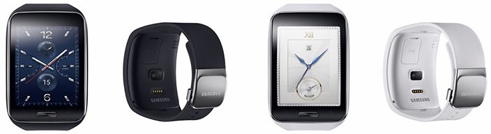 Samsung Gear S smartwatch relógio inteligente android wear