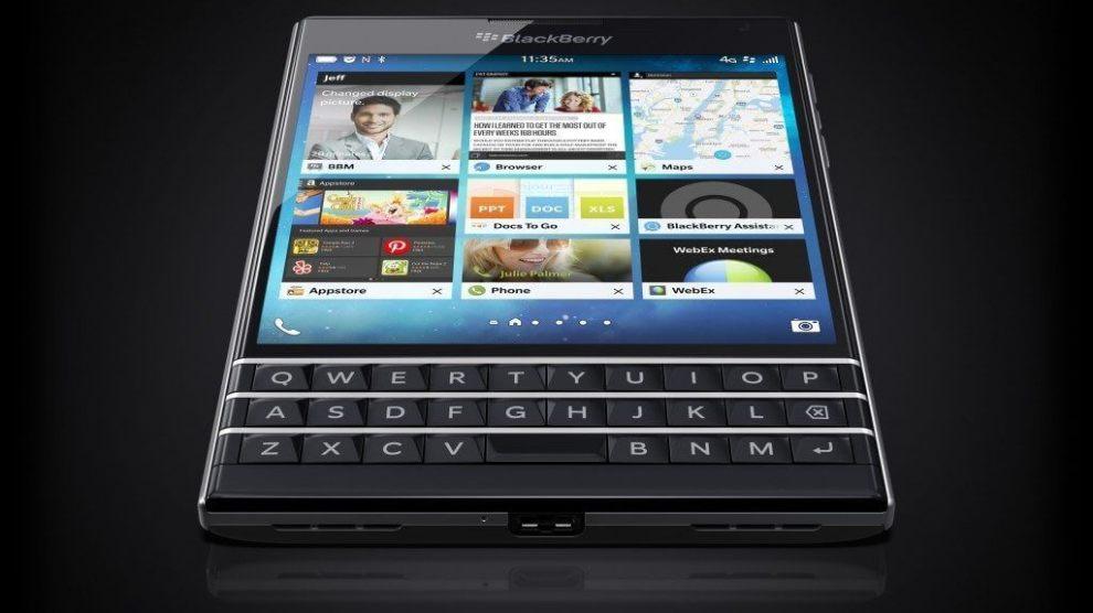 Hands-on: Blackberry Passport, o topo de linha com tela quadrada e teclado físico QWERTY 5