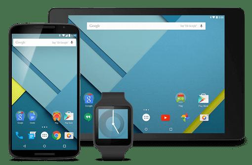 l hero - Desenvolvedores já podem baixar o SDK do Android 5.0