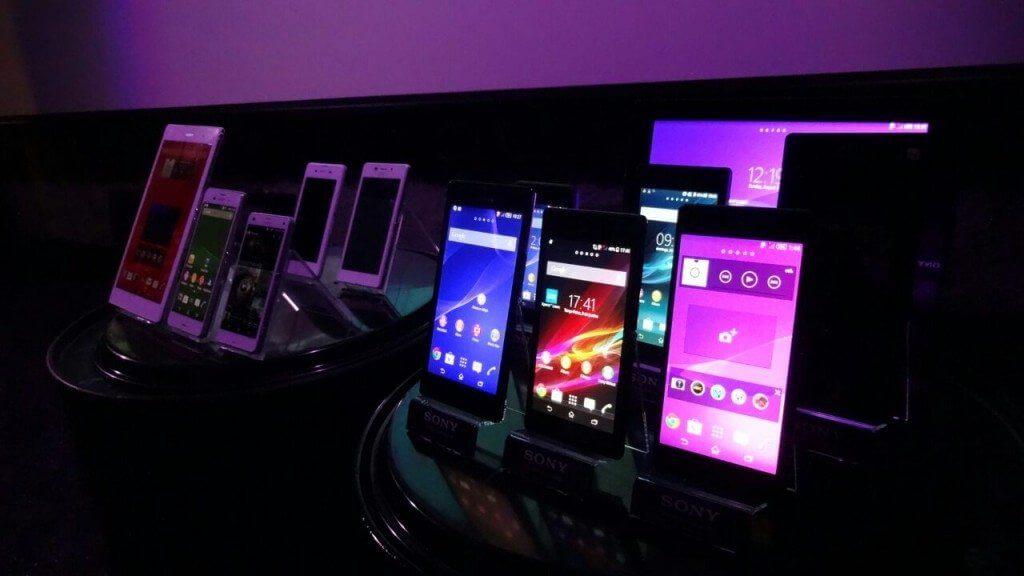 sony apresenta xperia z3 e outras novidades1 - Sony apresenta Xperia Z3 e outras novidades