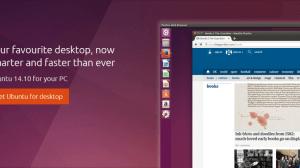 Ubuntu 14.10: baixe já a nova versão 8