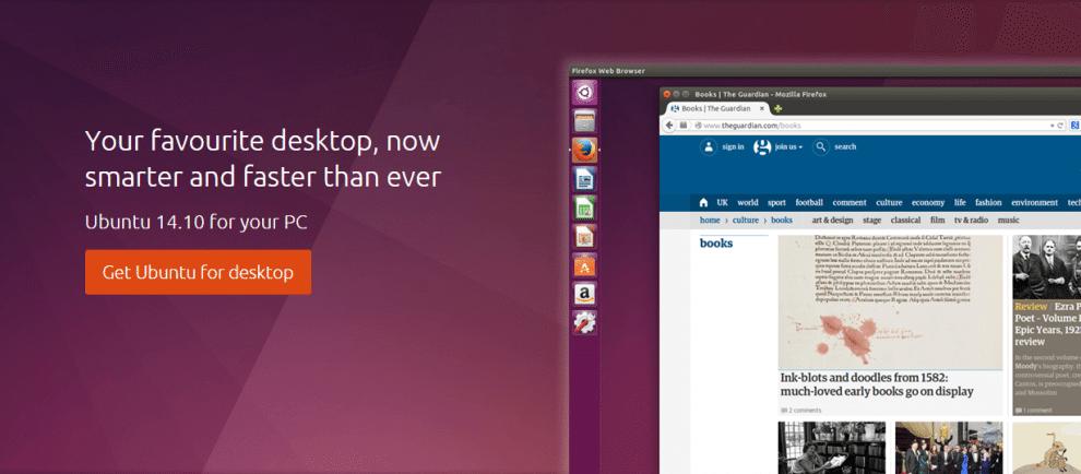 Ubuntu 14.10: baixe já a nova versão 6