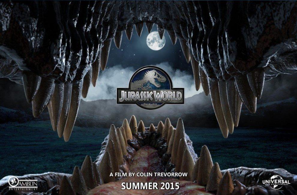 """Trailer de """"Jurassic World: O Mundo dos Dinossauros"""" é lançado hoje 4"""