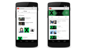 YouTube anuncia o Music Key, serviço de músicas e vídeos 4