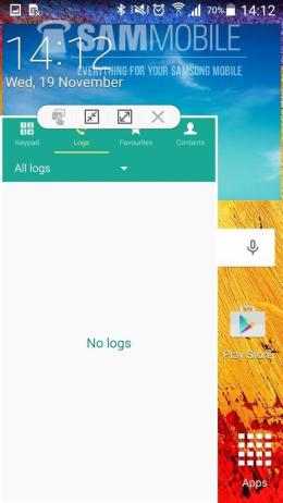 android 5 0 lollipop no samsung galaxy note 3 4 - Android 5.0 Lollipop para Note 3 - Preview