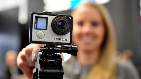 apple gopro camera 1 - Apple mostra interesse no mercado da GoPro