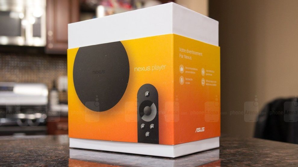 Review: Nexus Player (Android TV do Google e Asus) 7