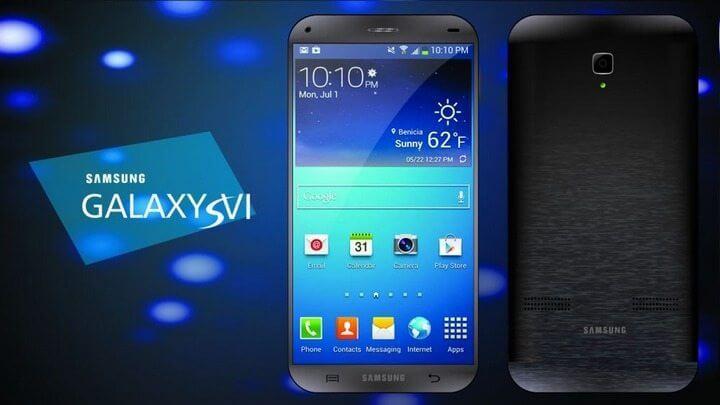 samsung galaxy s6 - Galaxy S6 terá versão com tela curva e acabamento em metal. Samsung também prepara relógio com tela redonda