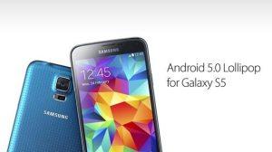 Tutorial: Android 5.0 Lollipop para o Galaxy S5 (SM-G900M) 5