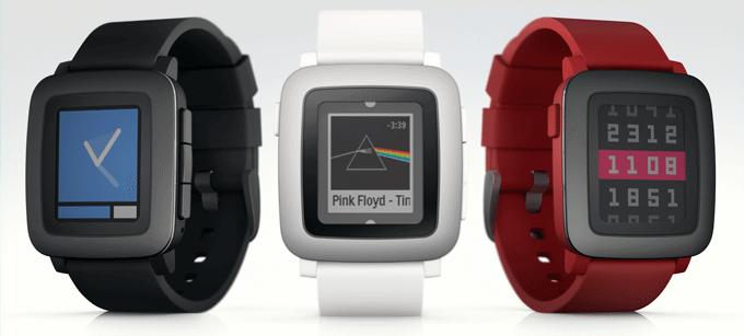 a361fd85680fccb17de65c13aa3e73bd original - Pebble lança campanha para novo smartwatch colorido e-paper