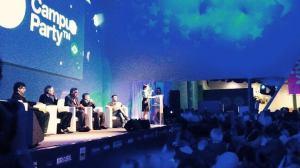 Campus Party 2015 começa com casa de vidro e anfitrião Murilo Gun 11