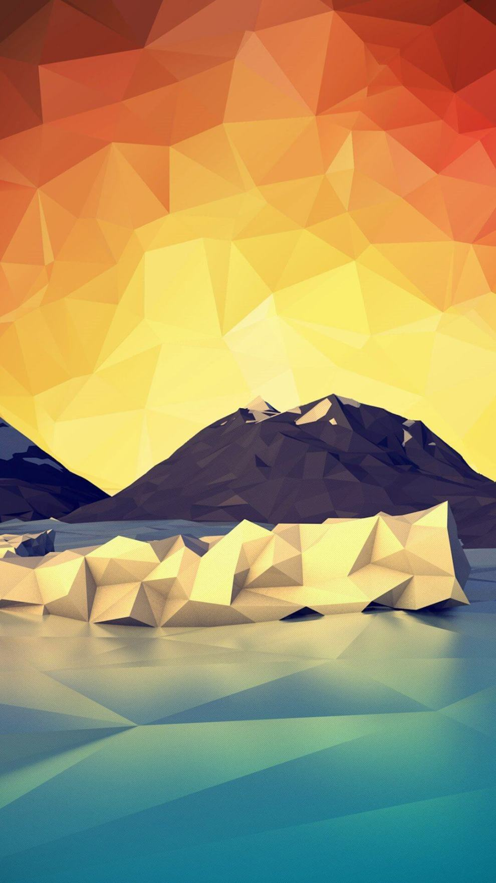 ultimate material lollipop collection 234 - 20 Wallpapers em Material Design para o seu Android