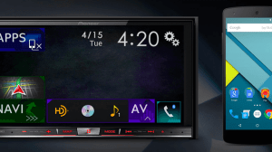 Pioneer lança aparelhos compatíveis com Android Auto e Apple Car Play 9