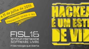 Fórum Internacional de Software Livre está com inscrições abertas (FISL16) 15