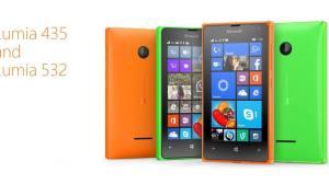 Lumia 435 e Lumia 532 com preços baixos e TV Digital 12