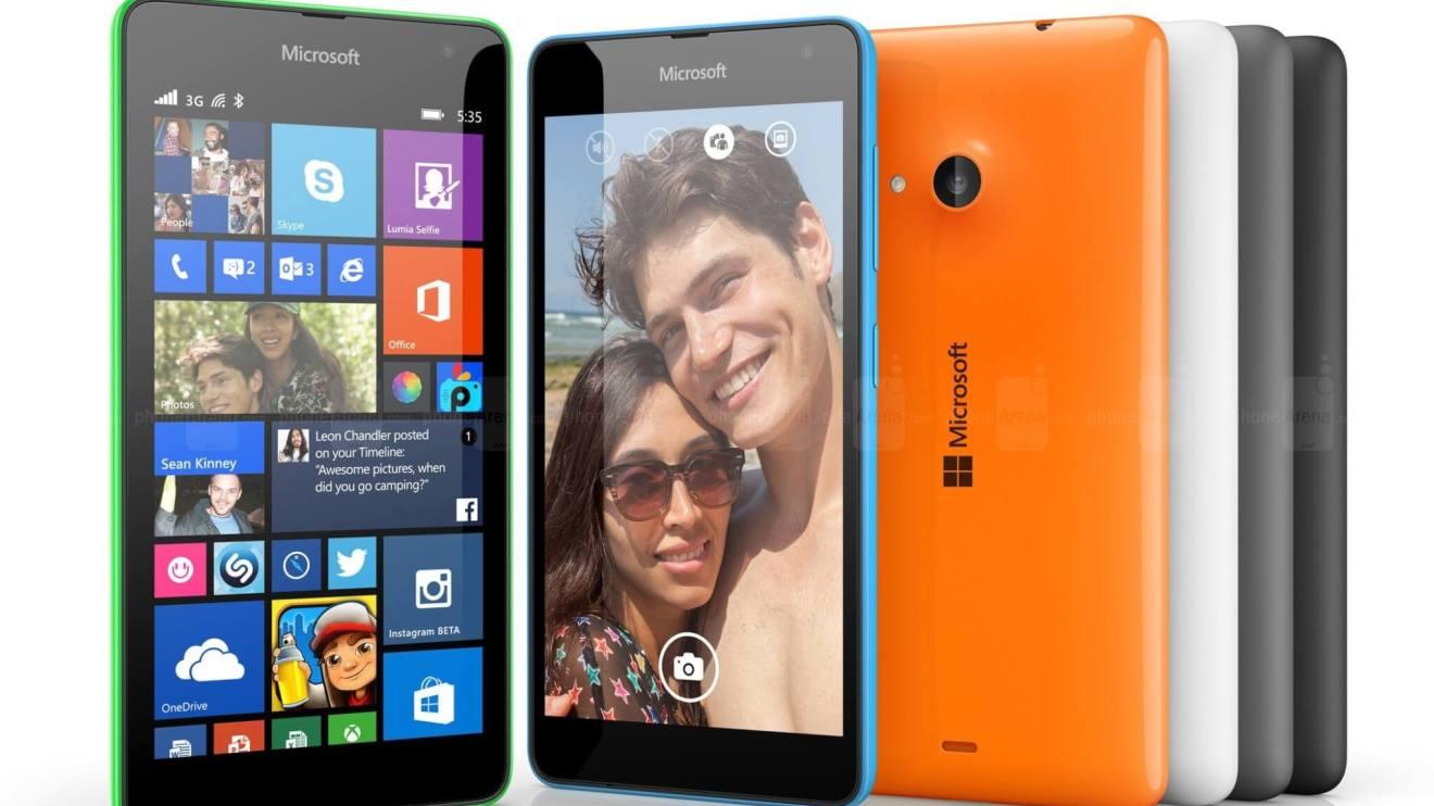 Lumia 535 é o Windows Phone mais popular do mundo 4