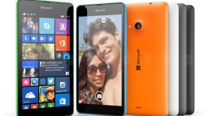 Lumia 535 é o Windows Phone mais popular do mundo 8