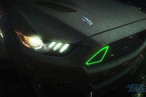 mustang 2 final - Veja o primeiro trailer do novo Need for Speed