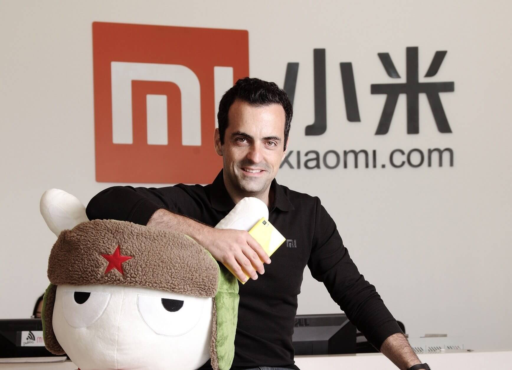 barra - Hugo Barra não é mais o vice presidente da Xiaomi