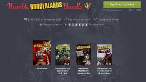 Humble Borderlands Bundle: quer pagar quanto? 6