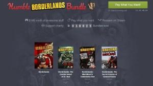 Humble Borderlands Bundle: quer pagar quanto? 8