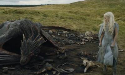 """dany e drogon1 - Análise do episódio 5×10 """"Mother's Mercy"""" de Game of Thrones (season finale)"""