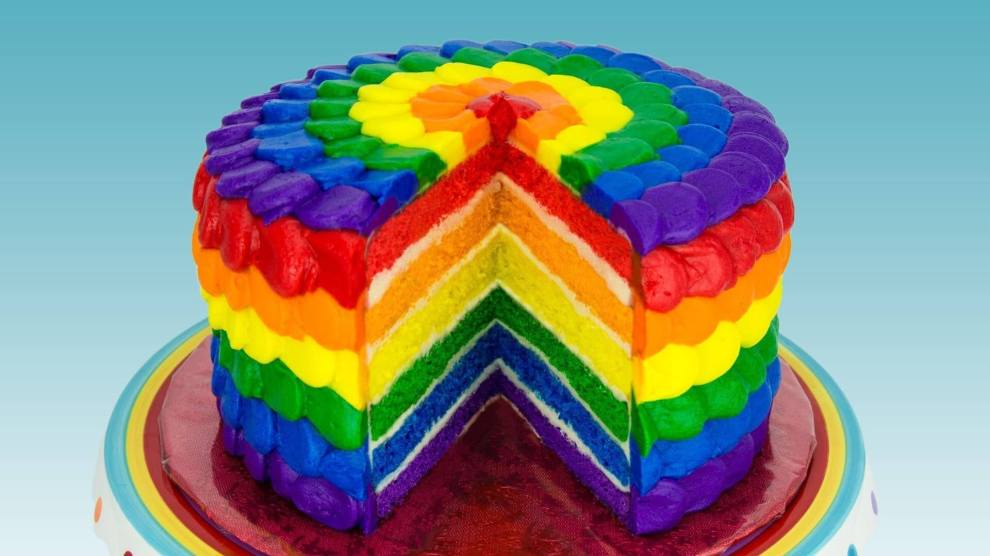 Facebook fica colorido após EUA aprovar o casamento entre pessoas do mesmo sexo 3