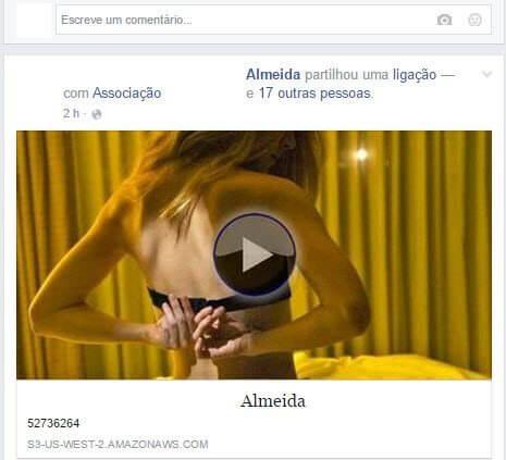 virus facebook amazonaws - Novo vírus se espalha pelo Facebook; Saiba como se prevenir e eliminá-lo