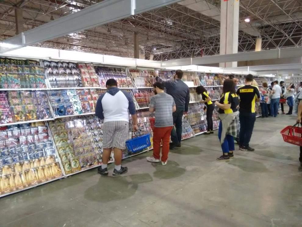 Começa a 21ª Fest Comix para os fãs de quadrinhos e mangás 3