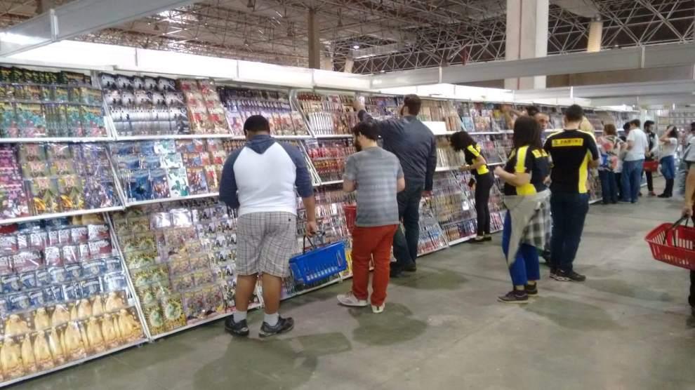 Começa a 21ª Fest Comix para os fãs de quadrinhos e mangás 7