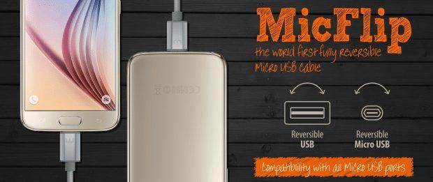 fev5cic2fptyvyjhzesg - Conheça o MicFlip, o primeiro cabo Micro-USB reversível do mundo