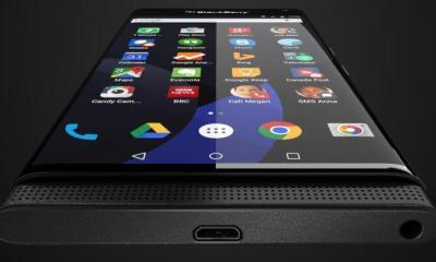 venice - Vazaram imagens do suposto smartphone da BlackBerry com Android