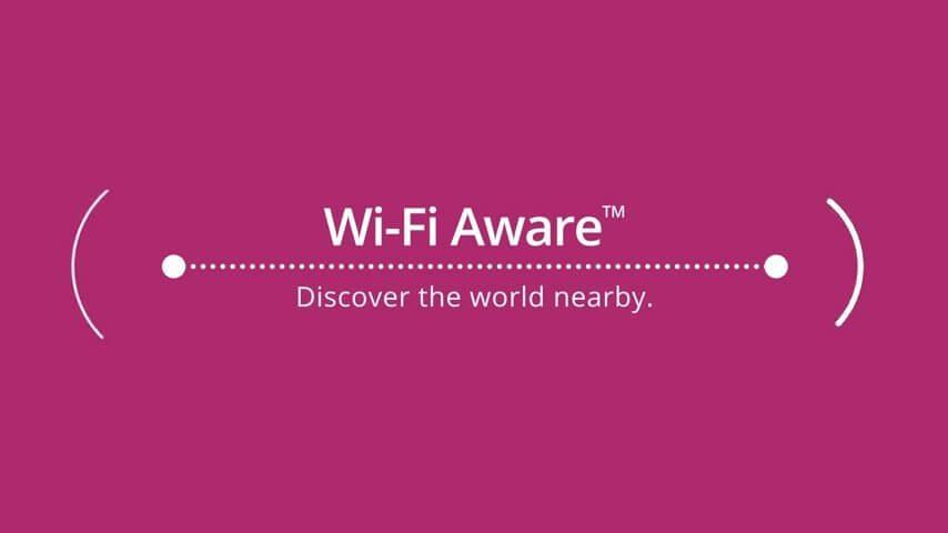 Wi-Fi-Aware